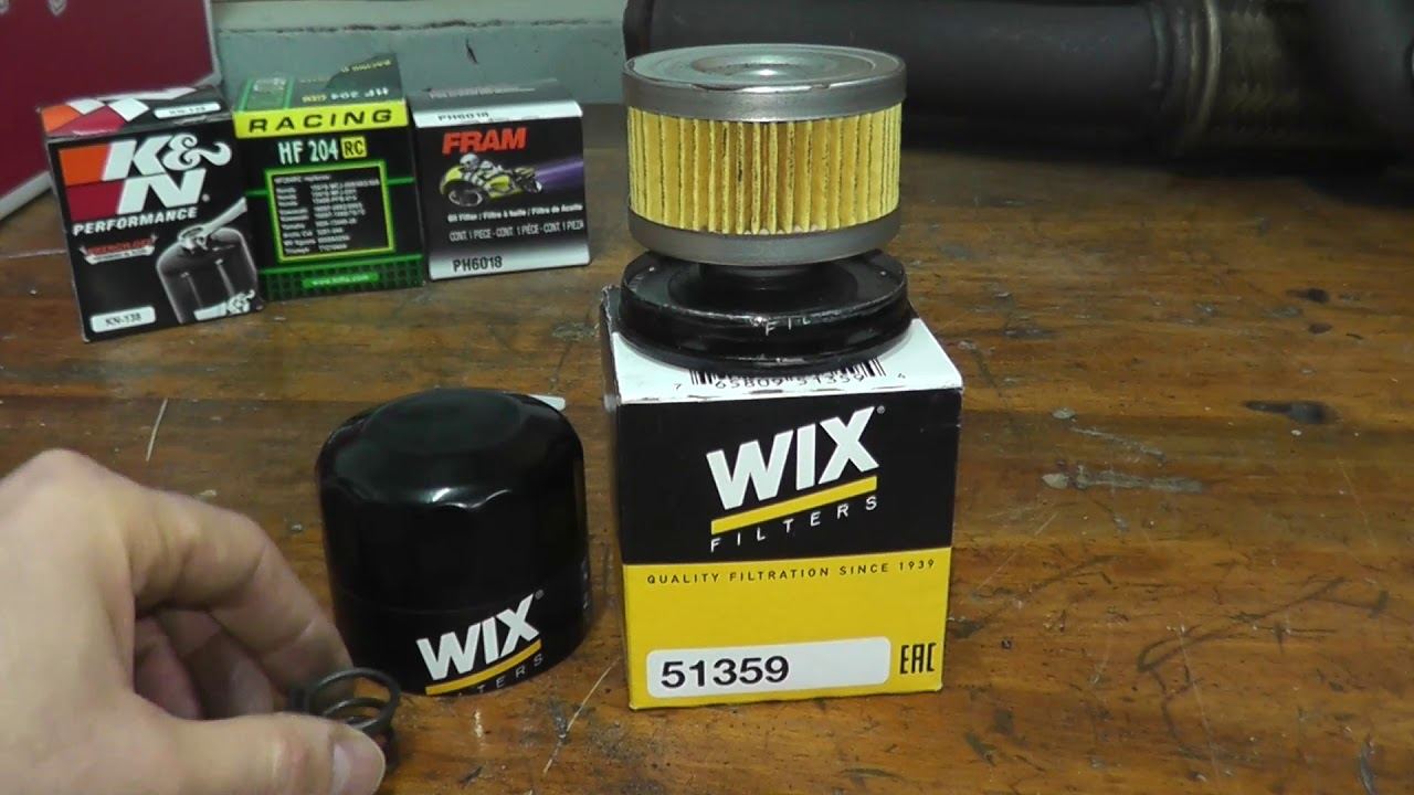 Engine Oil Filter Wix 51359