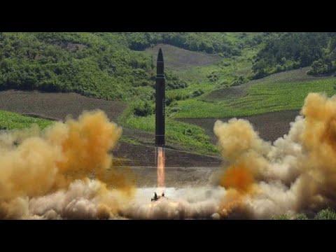 Coreia do Norte pode fazer novo teste nuclear segundo a CIA