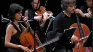 "Ensemble Resonanz plays Iannis Xenakis ""Syrmos"" for 18 strings (Part 1/2)"