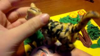 Поделки из пластилина фнаф, коты воители,брелочек.Часть 1