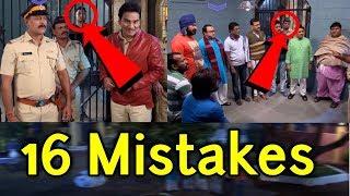16 Mistakes of Taarak mehta kaa ooltah chashma #2. || Nimbu soda ||