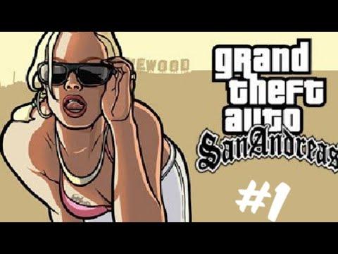 Carl Johnson je späť | GTA San Andreas #1