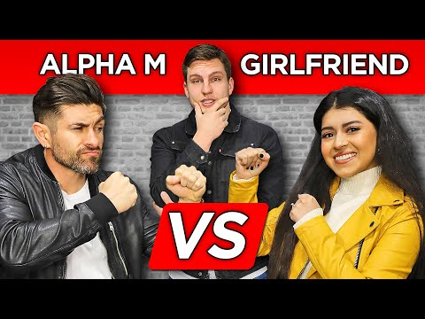 ALPHA M. vs GIRLFRIEND: Yesica (Episode 2) Who's Outfit Does He Pick? from YouTube · Duration:  16 minutes 37 seconds