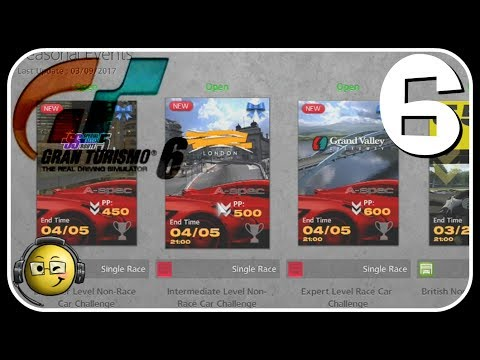 Let's Play Gran Turismo 6: Seasonal Events Expiring April 5, 2017