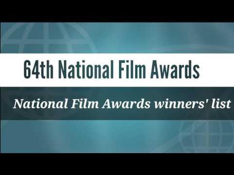 64th National film Award winners list