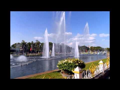 Rizal Park in Ermita, Manila