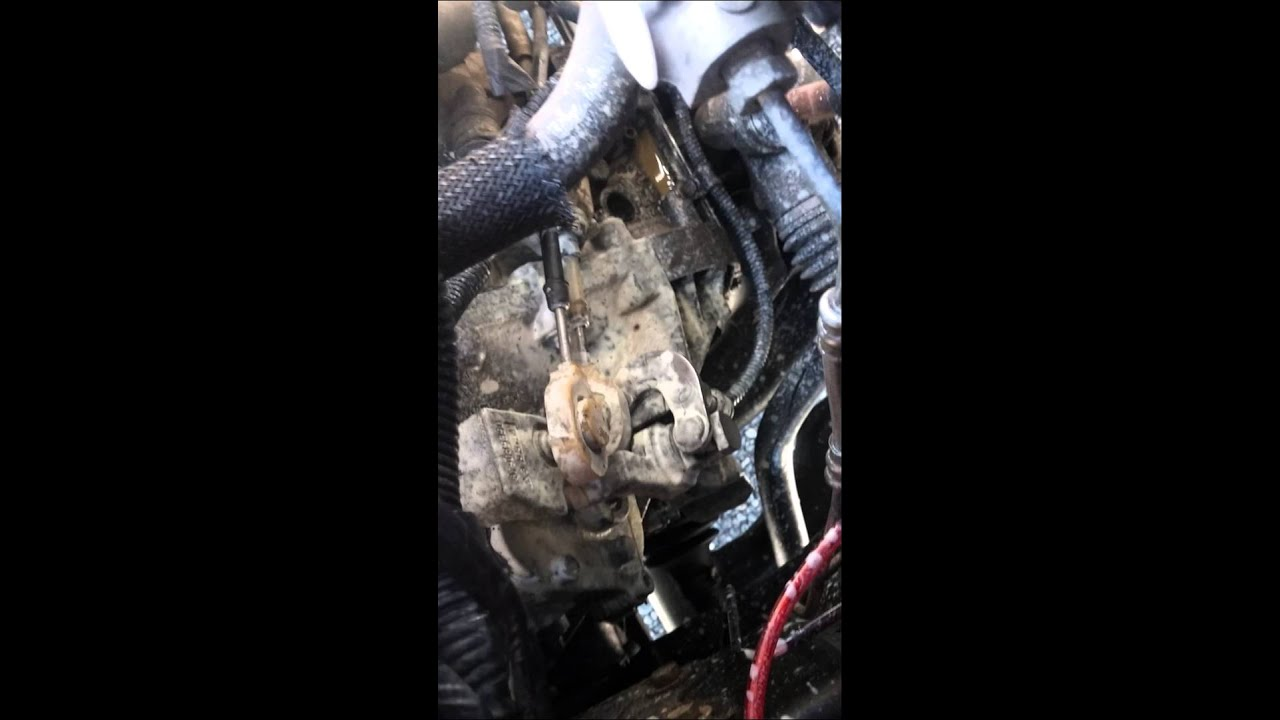 Part Two Of Our Saturn Vue Stick Shift Breaking Repair