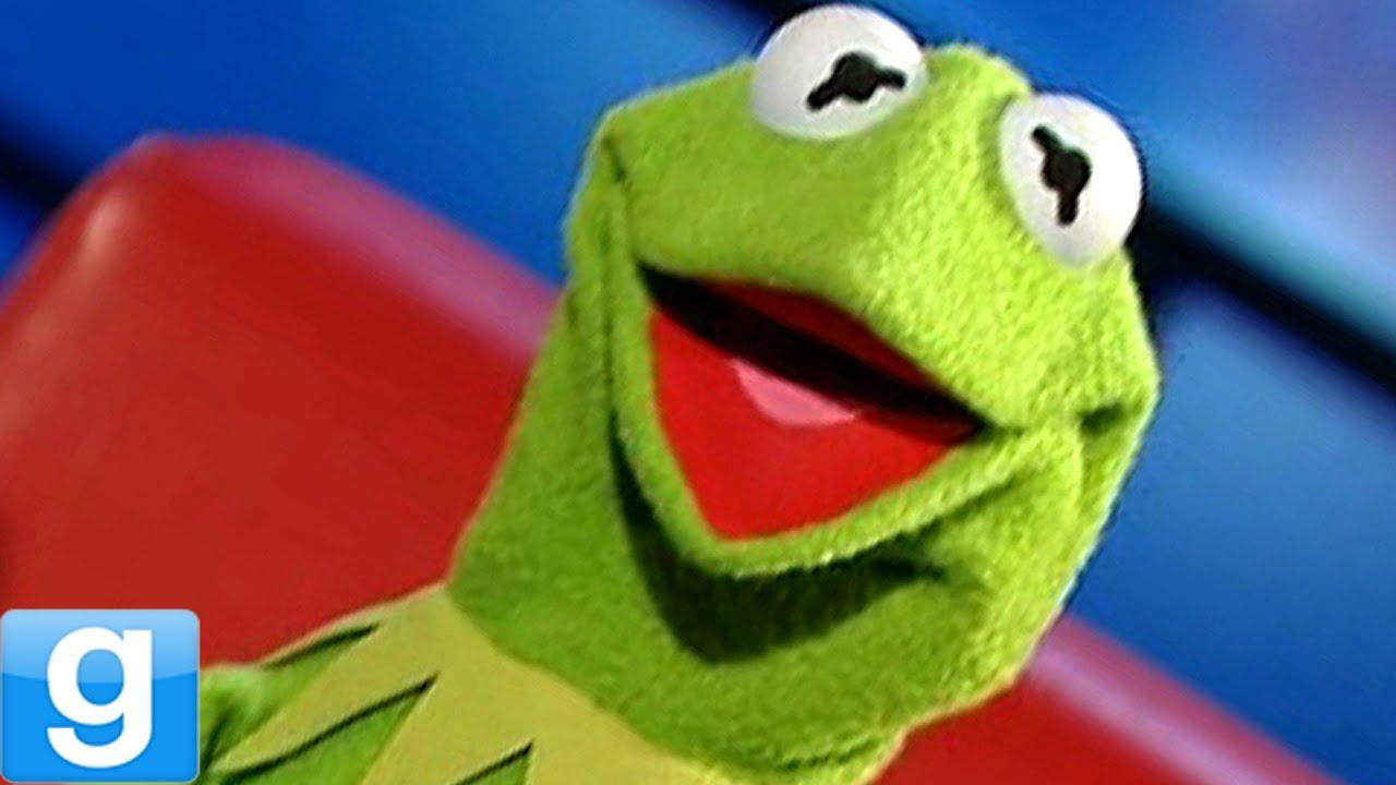 Funny Kermit The Frog: Gmod Kermit The Frog Wild West Mod (Garry