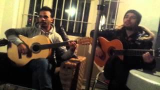 la rumba guitar maroc (caminando por la call ) gipsy kings