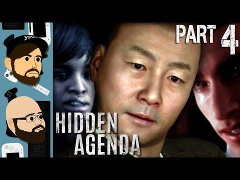 The list of suspects gets bigger! - HIDDEN AGENDA part 4