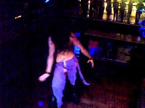 Dancing at Mansion