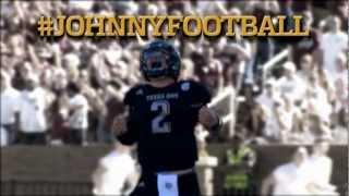 The Amazing Johnny Football