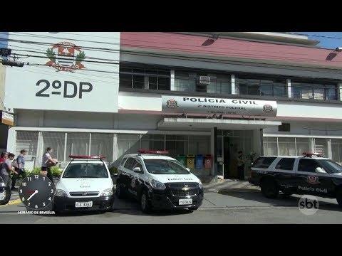 Operação prende adolescentes acusados de mais de 20 roubos em SP | Primeiro Impacto (02/11/17)