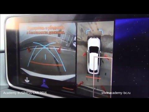 Система камер кругового обзора Panoramic View Monitor