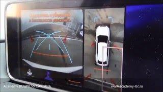 360 3D система кругового обзора AVM система наблюдения панорамный для камеры
