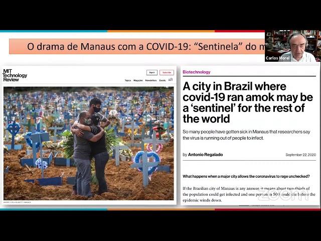 Ciência e política na pandemia de Covid-19 - Carlos Morel