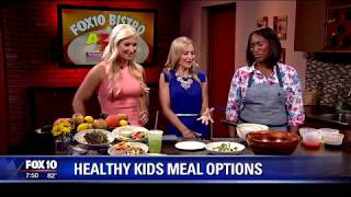 Healthy kids meal options