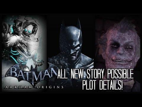 Batman Arkham Origins: Expanded Story DLC Possible Plot Details!