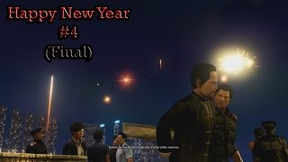 Sleeping Dogs Year Of The Snake - Happy New Year #4 (Final)