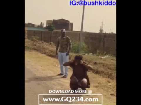 comedy video Bushkiddo When You Mistakenly Hit A Soldier www GQ234 com