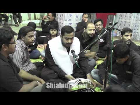 5th Rabi-Ul-Awwal Majlis From Mulla Razi 1438-2016