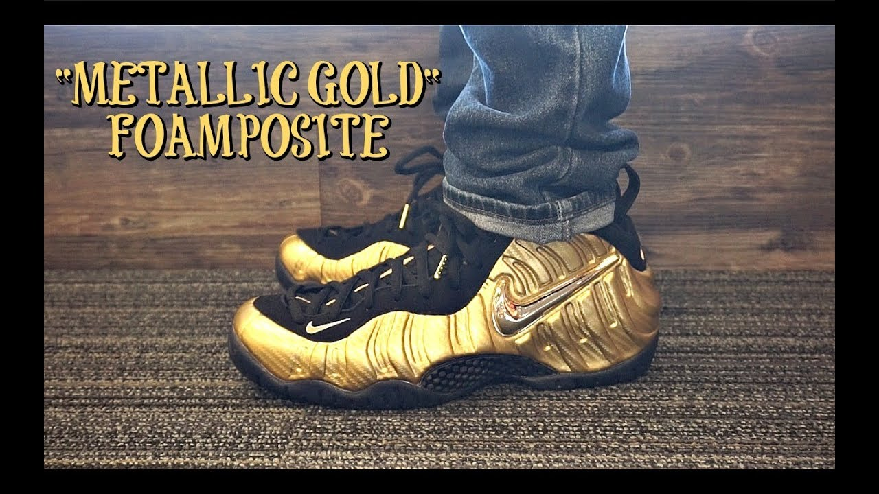 b39d2da99956 EARLY REVIEW!! NIKE AIR FOAMPOSITE PRO
