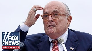 Napolitano: Giuliani is the president's champion, willing to sacrifice his own image
