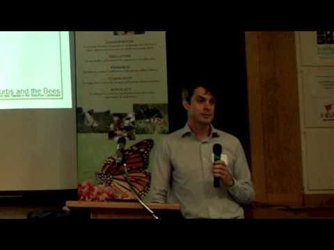 Pollination Symposium 2013 - Ben O'Hara, The Burbs and the Bees
