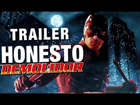 Trailer do filme O Demolidor
