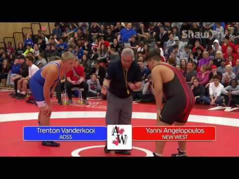 2017 Alberni Invitational Wrestling Tournament - Shaw TV Port Alberni