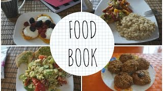 FOOD BOOK #7. Идеи ПРОСТЫХ блюд для КАЖДОГО!
