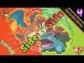 Side By Side   Pokemon FR LG Ep  4   Randomized Nuzlocke  w  Kitty