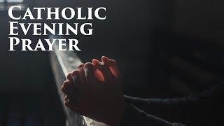 Catholic Evening Prayer
