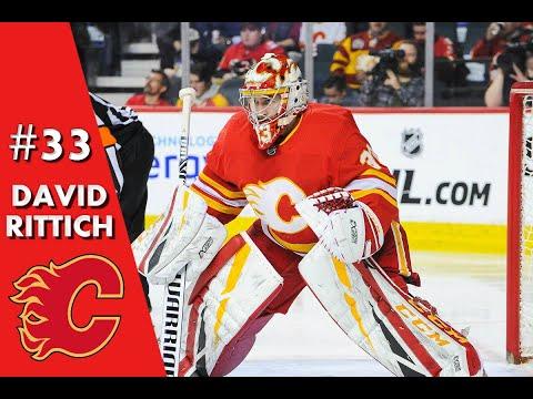 """David Rittich #33   """"Big Save Dave"""""""