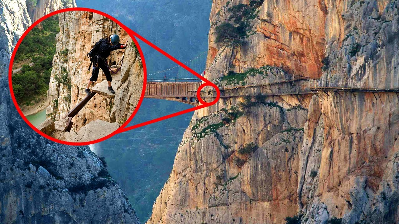 Most EXTREME Places To Visit On Earth!