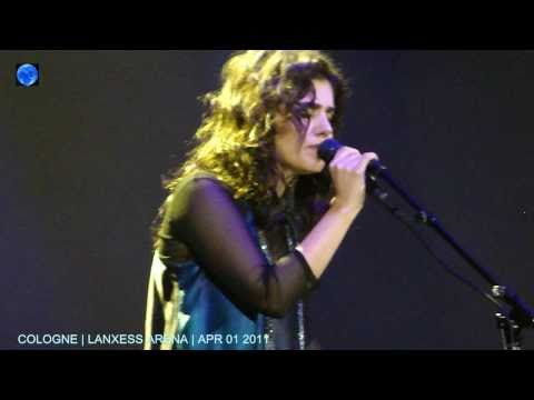 KATIE MELUA A Moment Of Madness 01/04/2011 Cologne