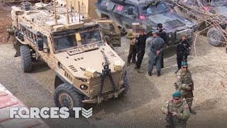 Securing Kabul: Meet The British Soldiers In One Of The World's Deadliest Cities | Forces TV