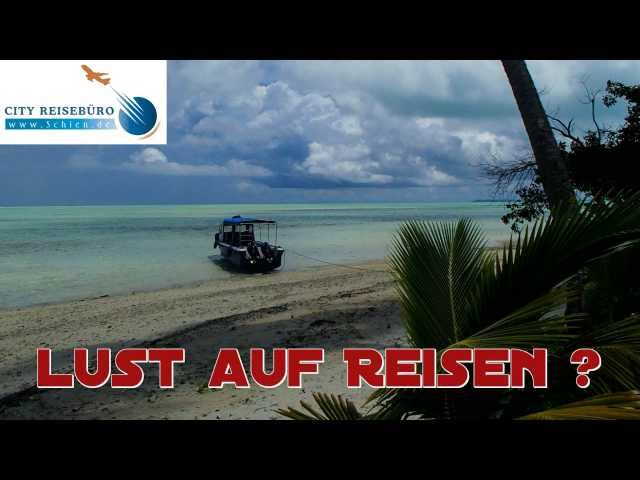 Fan Finder: Reisen mit City Reisebüro Schien Reisenvideo