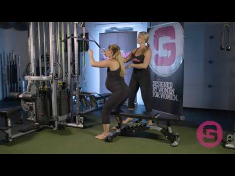 Moms Gone Strong - Lat Pull Down