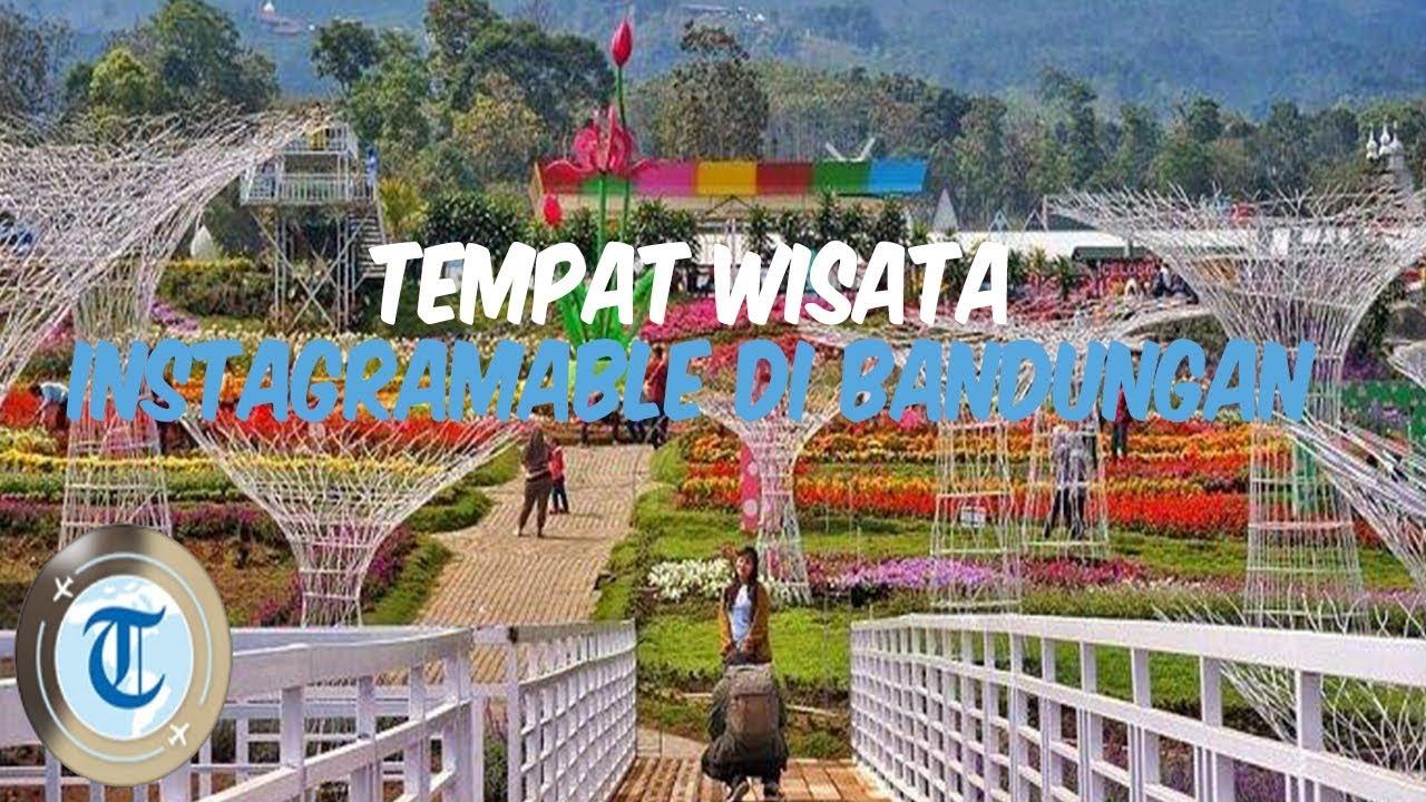 Liburan Akhir Pekan 15 Tempat Wisata Di Bandungan Semarang