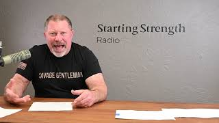 Novice Linear Progression While Playing Sports | Starting Strength Radio Clips