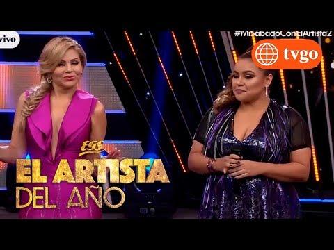 El Gran Show - El Artista del Año 2 21/07/2018 parte 1/5
