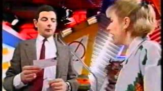Mr Bean on Going Live Part 1