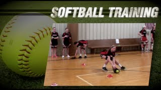 Softball Ladder Drills | Softball Training | Softball Agility