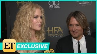 Nicole Kidman Says Everything She Does Is 'Motivated' By Her Children (Exclusive)