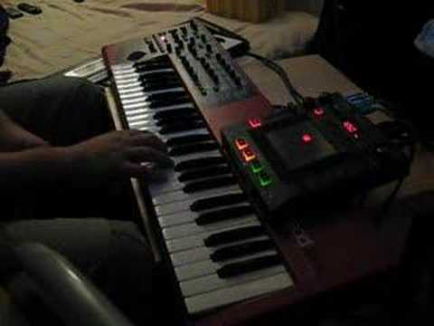 Aphex Twin Actium (cover)