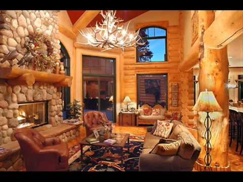 деревянные интерьеры