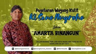 Download lagu LiveStreaming KI SENO NUGROHO AMARTA BINANGUN MP3