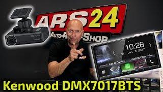 kenwood DMX7017BTS  Doppel-DINMultimediastation  Produktvorstellung  ARS24