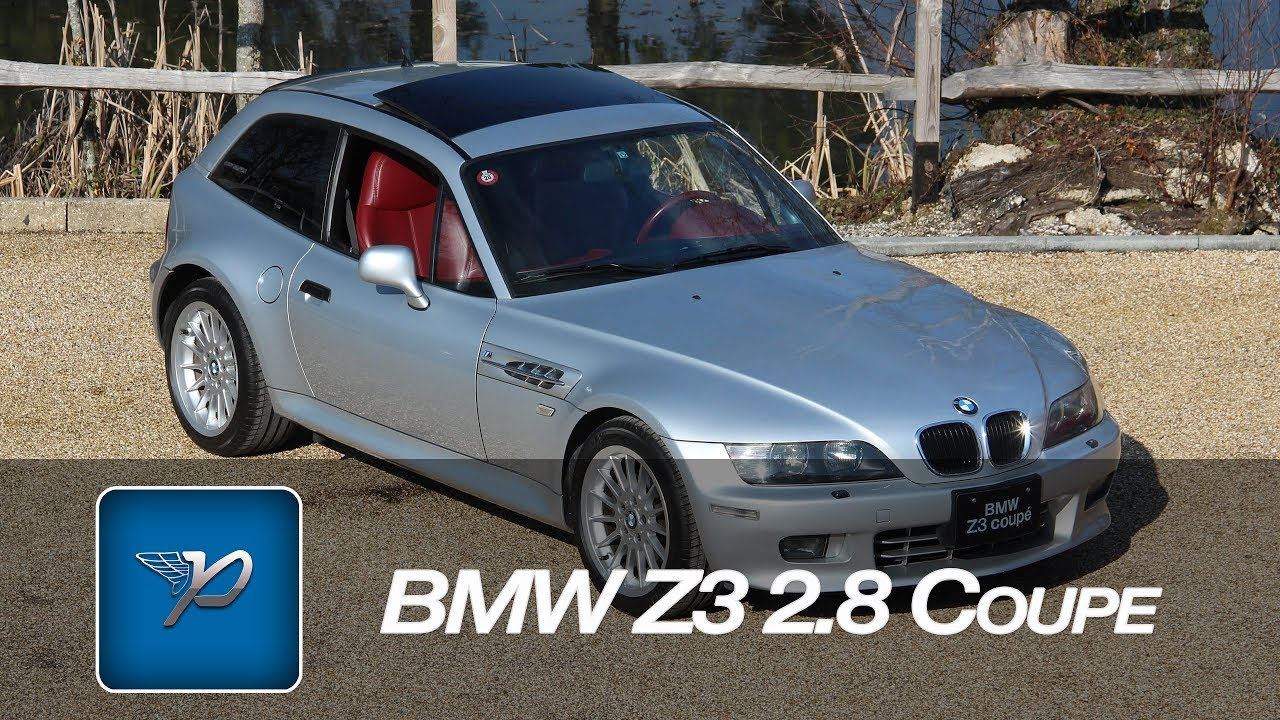 2000 Bmw Z3 2 8 Coupe For At Pilgrim Motorsports Sus
